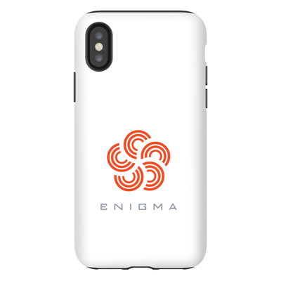Enigma Phone Case - Sticky Crypto