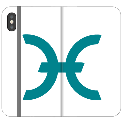 Holochain Phone Folio Cases - Sticky Crypto