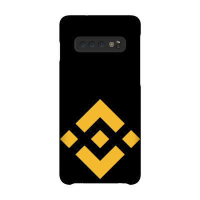 Binance Phone Case - Sticky Crypto