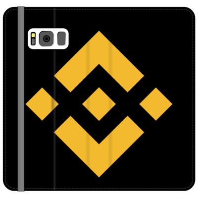 Binance Folio Phone Case - Sticky Crypto
