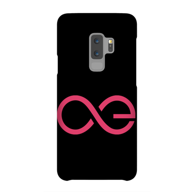 Aeternity Black Phone Case - Sticky Crypto