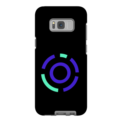 Aion Phone Black Case - Sticky Crypto