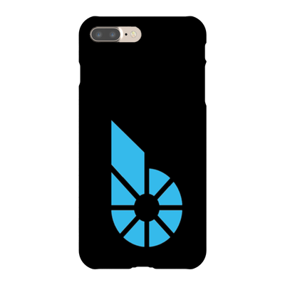 Bitshares Black Phone Case - Sticky Crypto