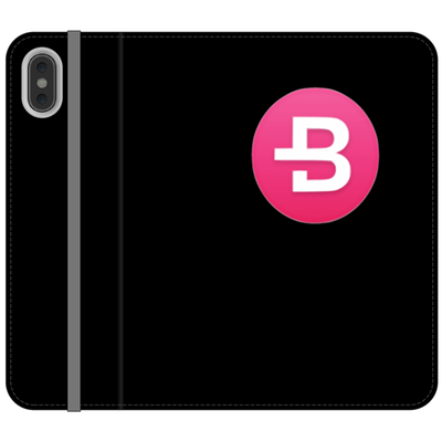 Bytecoin Black Phone Case - Sticky Crypto