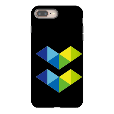 Classic Elastos Black Phone Case - Sticky Crypto