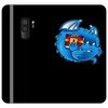 Dragonchain Black Folio Phone Case - Sticky Crypto
