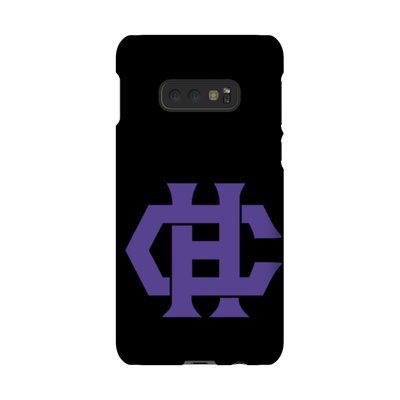 HyperCash Black Phone Case - Sticky Crypto