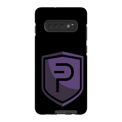PIVX Black Phone Case