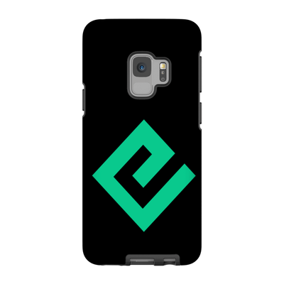 Energi Black Phone Case - Sticky Crypto
