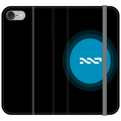 Next Black Folio Phone Case