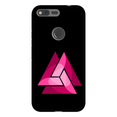 Trinity Network Credits Black Phone Case