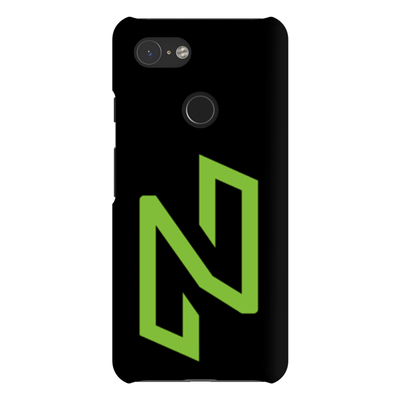 Nuls Black Phone Case