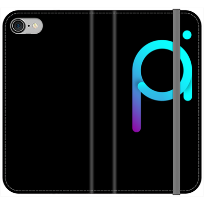 Project Pai Black Folio Phone Case