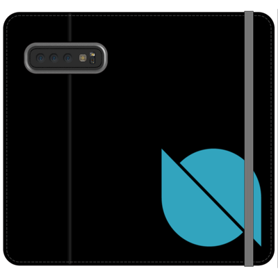 Ontology Black Folio Phone Cases