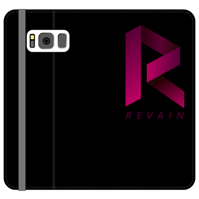 Revain Black Phone Case