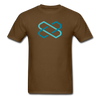 Loom Network Premium Unisex T-shirt - brown