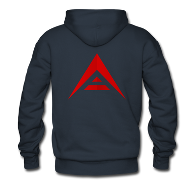 ARK Premium Hooded Sweater - navy