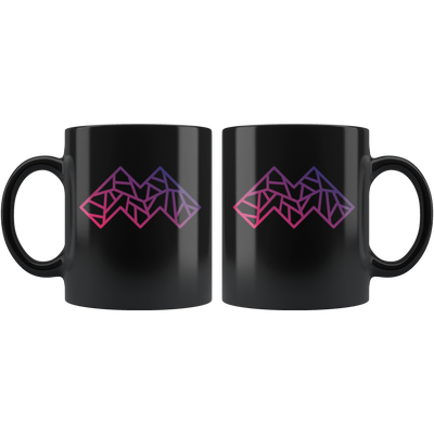 Mysterium Coffee Mug -- All Black