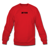 Bytom Crewneck Sweatshirt - red