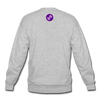 QLC Chain Crewneck Sweatshirt - heather gray