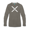 XRP Premium Long Sleeve - asphalt gray