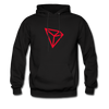 TRON Premium Hooded Pull-Over - black