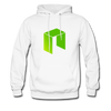 NEO Premium Hooded Pull-Over - white