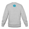 Ontology Crewneck Sweatshirt - heather gray