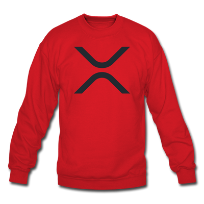 XRP Crewneck Sweatshirt - red