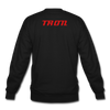 TRON Crewneck Sweatshirt - black