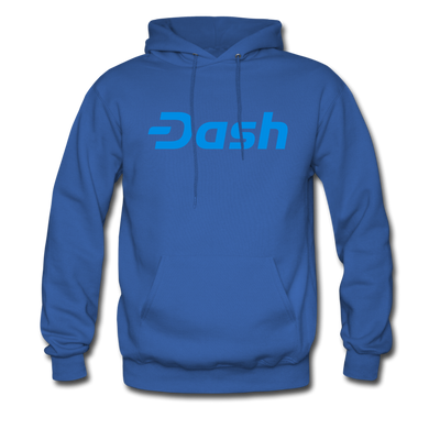 Dash Premium Hooded Pull-Over - royal blue