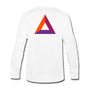 Basic Attention Token Premium Long Sleeve - white