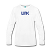 Chainlink Premium Long Sleeve - white
