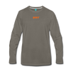 Basic Attention Token Premium Long Sleeve - asphalt gray