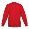 Dash Crewneck Sweatshirt - red