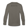EOS Premium Long Sleeve - asphalt gray