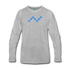 Nano Premium Long Sleeve - heather gray