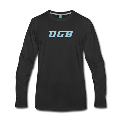 Digibyte Premium Long Sleeve - black