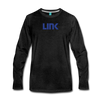 Chainlink Premium Long Sleeve - charcoal gray