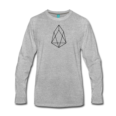 EOS Premium Long Sleeve - heather gray