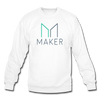 Maker Crewneck Sweatshirt - white