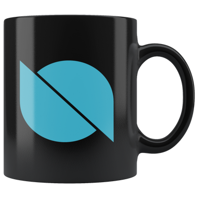 Ontology Coffee Mug -- All Black