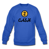 Zcash Crewneck Sweatshirt - royal blue