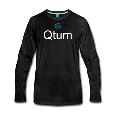 Qtum Premium Long Sleeve - charcoal gray