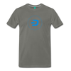 Dash Men's Premium T-Shirt - asphalt gray