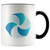 High Performance Blockchain Accent Mug