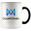 Quarkchain Accent Mug