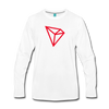 TRON Premium Long Sleeve - white
