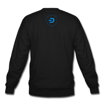 Dash Crewneck Sweatshirt - black