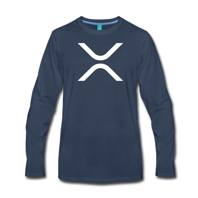 XRP Premium Long Sleeve - navy